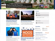 Refresh Web Design Portfolio | U.Va. Alumni Association & Office of Engagement