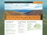Refresh Web Design Portfolio | Shenandoah County, VA
