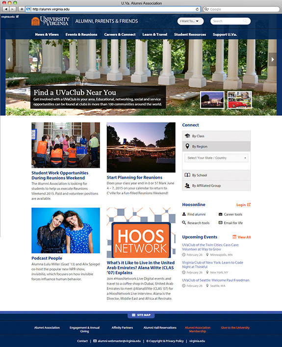 U.Va. Alumni Association & Office of Engagement